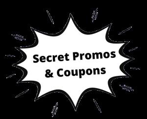 Secret Promos & Coupons